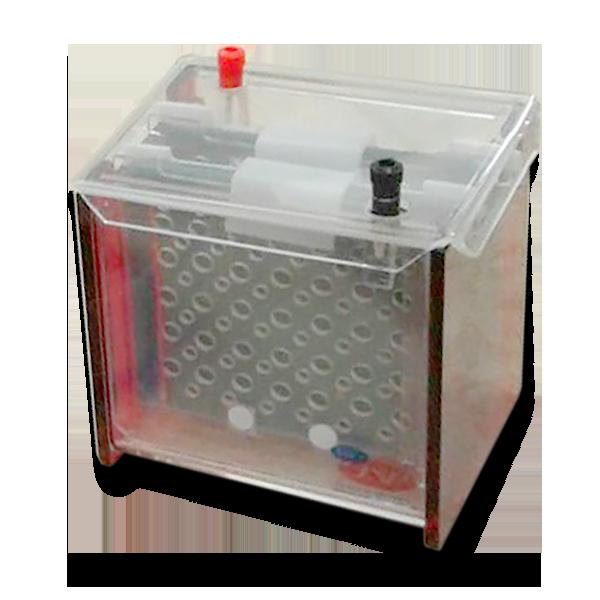 Equipos de electroforesis